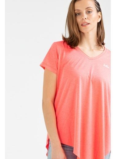 Speedlife Slashing Tişört Fuşya